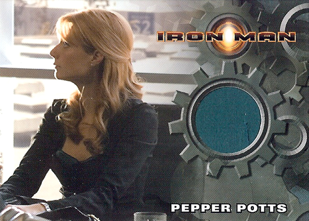 Marvel Comics Archive [Pepper Potts]