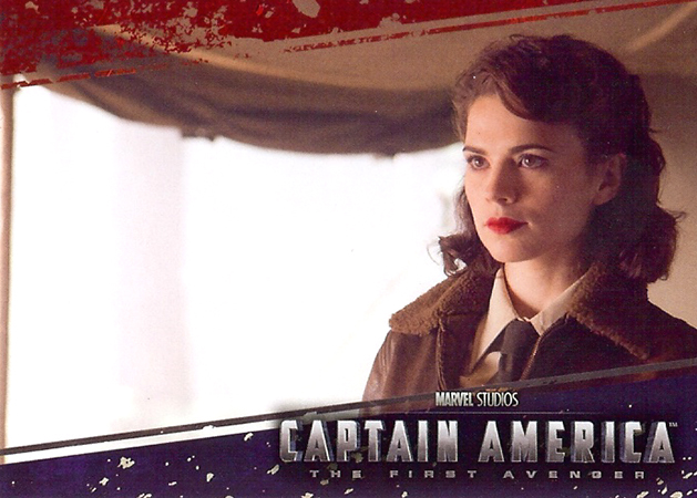 Marvel Comics Archive [Peggy Carter]
