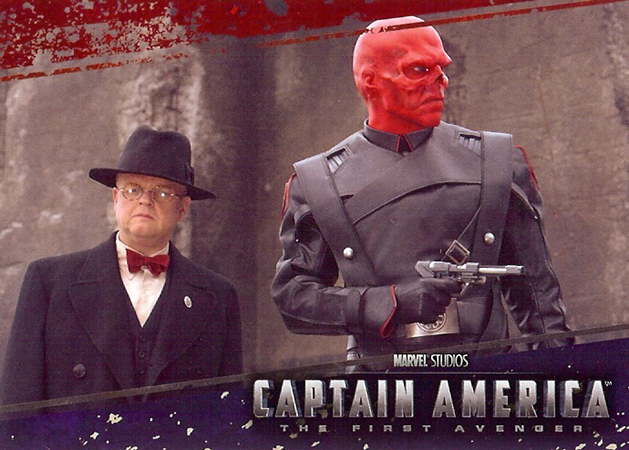 Marvel Comics Archive [Arnim Zola, Red Skull]