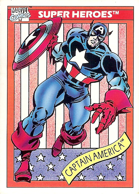 Marvel Comics Archive [Captain America]