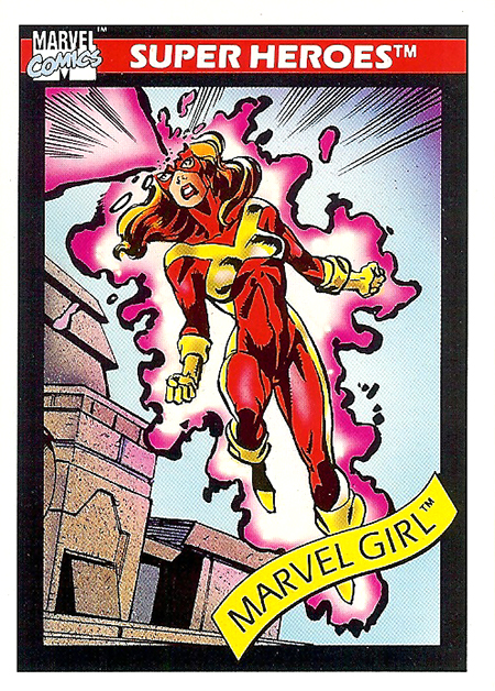 Marvel Comics Archive [Marvel Girl]