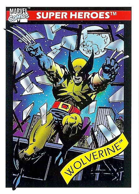 Marvel Comics Archive [Wolverine]