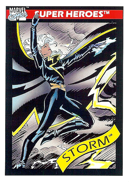 Marvel Comics Archive [Storm]