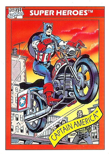 #31 - Captain America's Motorcycle