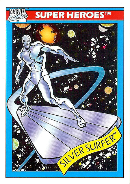 #32 - Silver Surfer