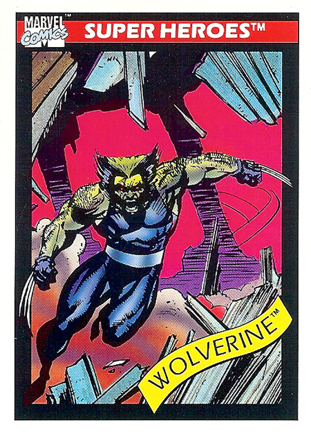 #37 - Wolverine (Patch)
