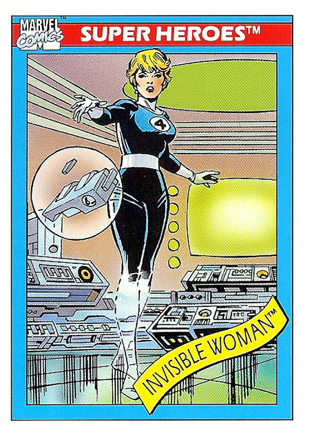 #43 - Invisible Woman