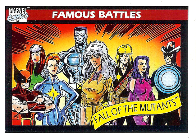 #102 - Fall of the Mutants