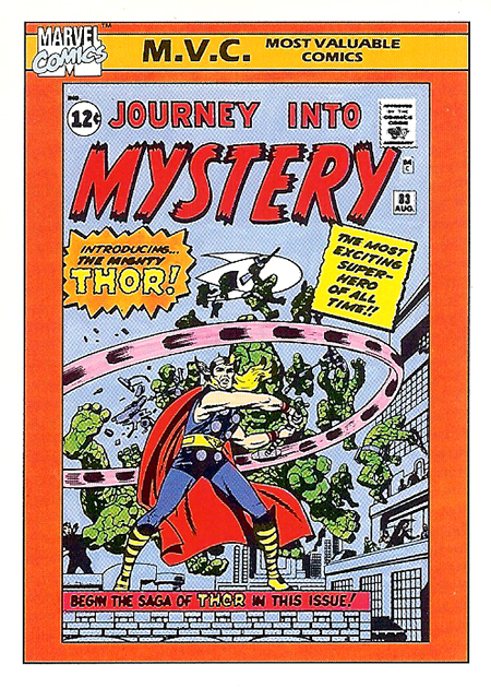Marvel Comics Archive [Journey Into Mystery #83]