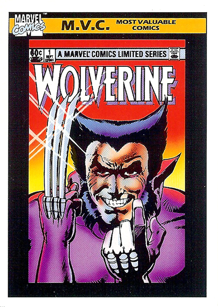 #133 - Wolverine Limited Series #1