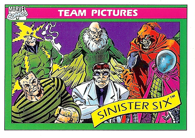 #146 - Sinister Six