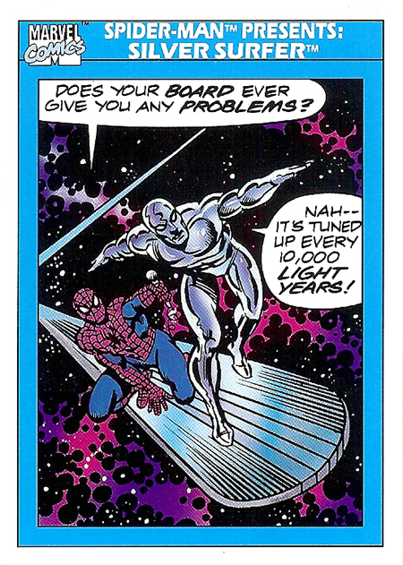 #153 - Silver Surfer