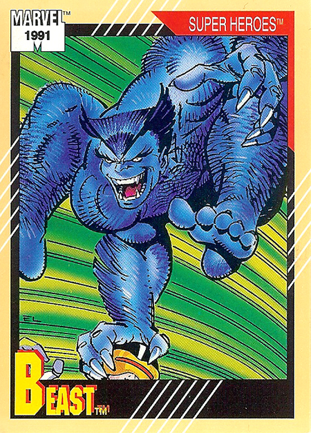 Marvel Comics Archive [Beast #40]