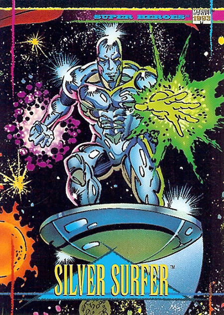 #11 - Silver Surfer