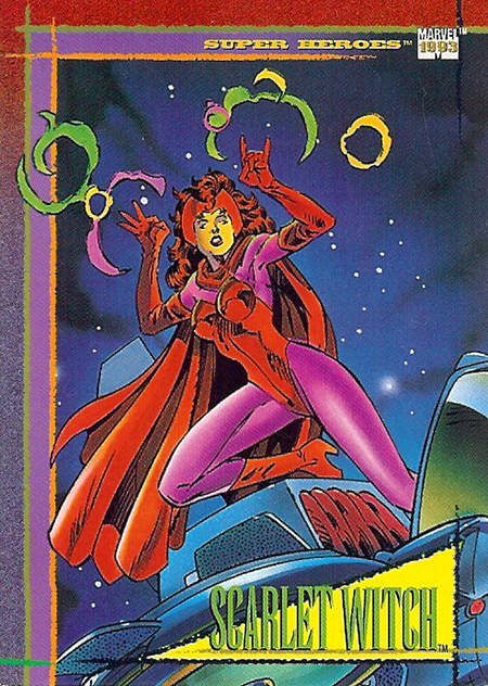 #64 - Scarlet Witch