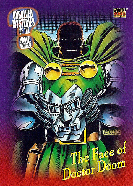 #141 - Face Of Doctor Doom