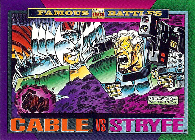 #146 - Cable vs Stryfe