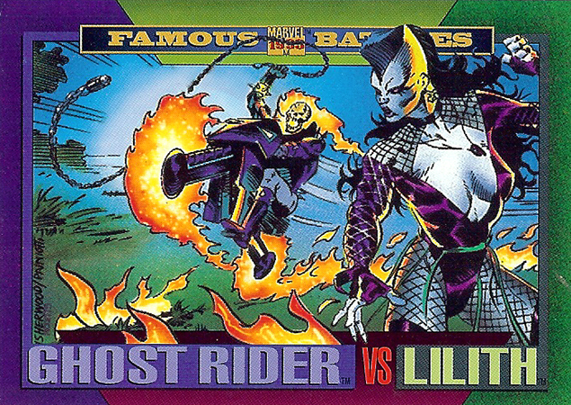 #147 - Ghost Rider vs Lilith