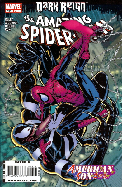 Amazing Spider-Man #596