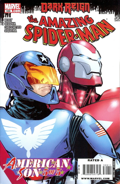 Amazing Spider-Man #599