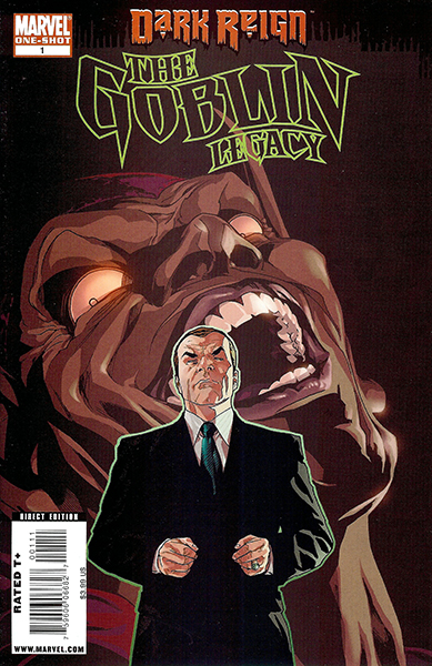 Dark Reign: The Goblin Legacy #1