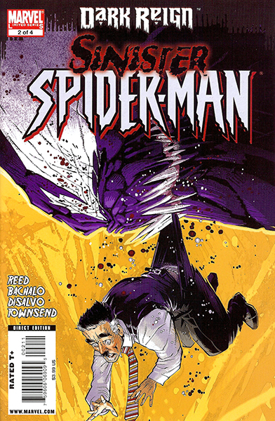 Dark Reign: The Sinister Spider-Man #2